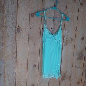 Victoria Secret short nitie aqua